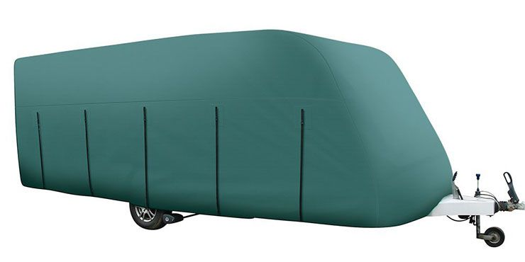 Maypole MP9531 Caravan Cover 14ft Green