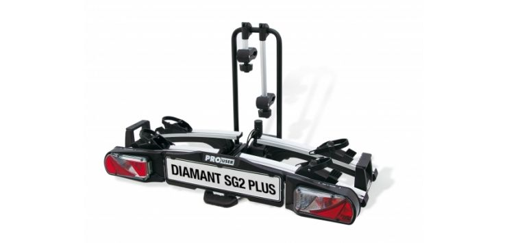 ProUser Diamant SG2 Plus 2 cycle carrier