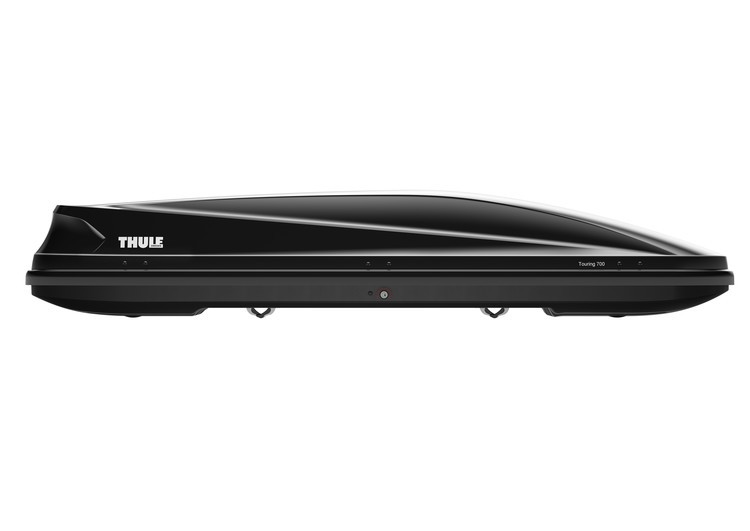 Thule Touring 700 Roof Box Gloss Black