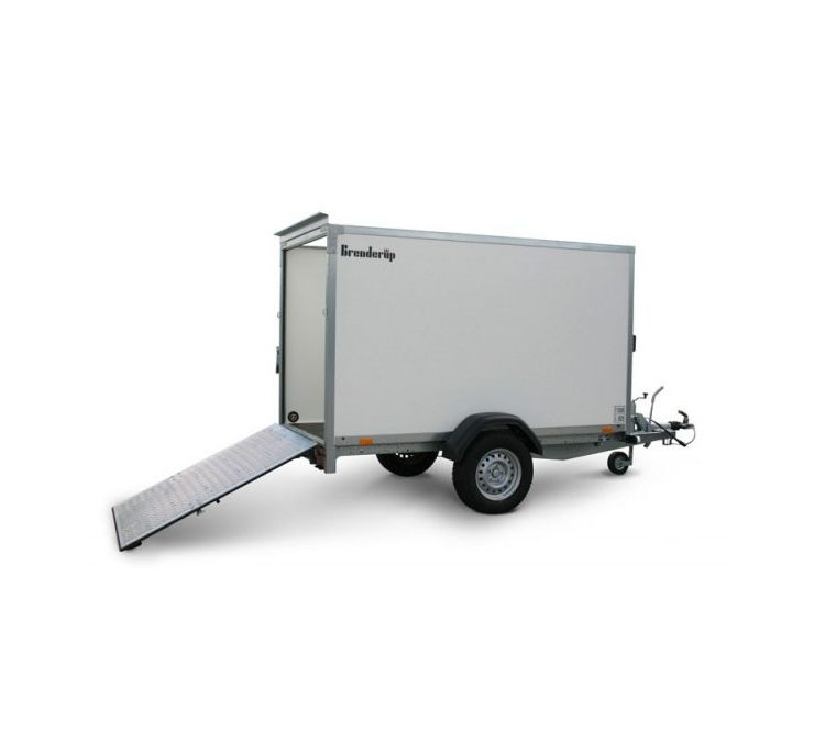 d76bc5b577dffe Brenderup Box Trailer BT10