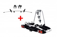 thule euroclassic g6 929 + 9281 cycle carrier