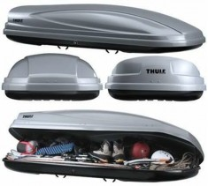 Thule Atlantis 900 Roof Box Hire