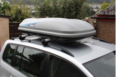 Thule Evolution 100 Roof Box