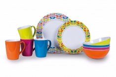 kampa flora heritage dinner set