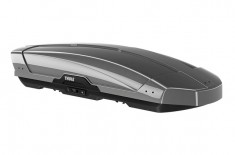 thule motion xt xl roof box titan glossy