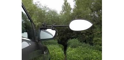 Milenco Aero 3 Caravan Mirror Twin Pack