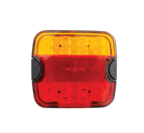 LED Multifunctional Square Tail Lamp