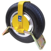 Trailer Wheel Clamps