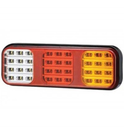 LED Trailer Combination Rear Lamps