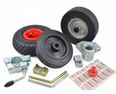 Jockey Wheels Spares