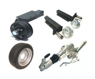 Trailer Couplings and Spares